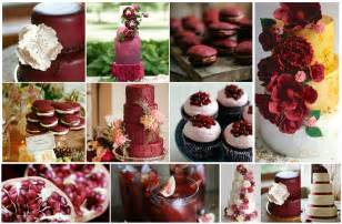 Sweet Table Vases Luxury Wedding In Color Of Marsala