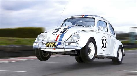 volkswagen beetle herbie herbie the love bug was sold at auction for amazing 86 000