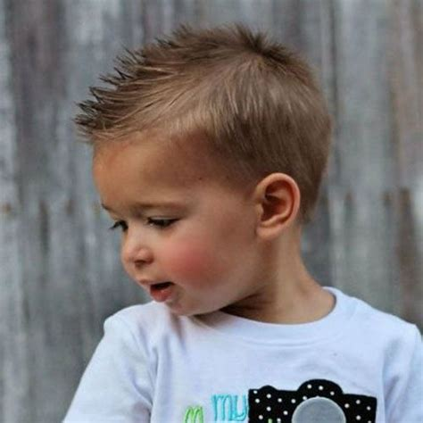 the most suitable hairstyles for boys with short and oval faces 25 best ideas about toddler boys haircuts on pinterest
