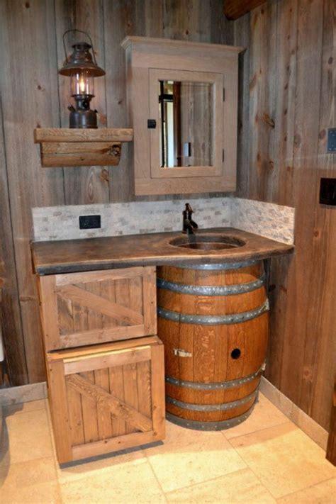Badezimmer Kasten by Rustikale M 246 Bel Im Badezimmer Mission M 246 Glich