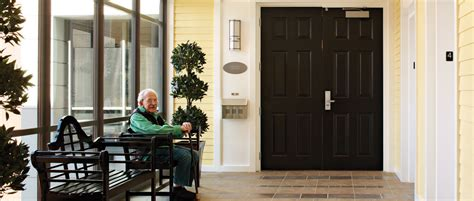 Comforts Of Home Florence by Term Care Leonard Florence Center Resident