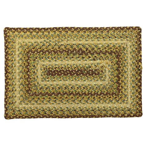 8x10 Indoor Outdoor Rug Indoor Outdoor Ultra Durable Braided Rug Oval Rectangle 20x30 8x10 Country Walk