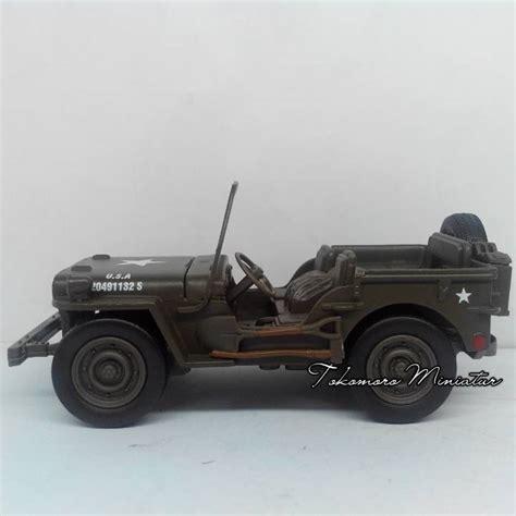 Jual Miniatur Tentara Perang by Jual Diecast Miniatur Mobil Militer Tentara Perang Warna