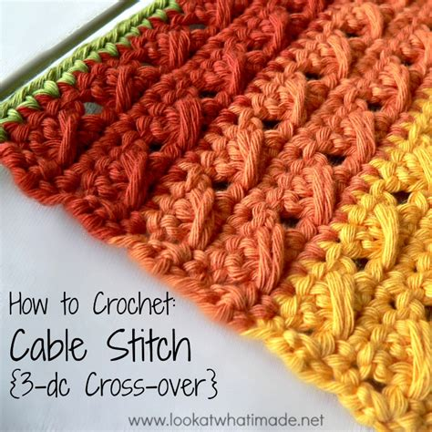cable crochet made easy 18 cabled crochet project with complete tutorials books how to crochet cable stitch look at what i made