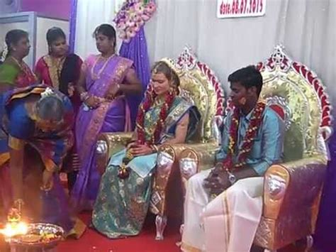 Hindu Baby Shower Ceremony by Karthick S Tamil Indian Baby Shower Seemantham