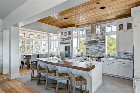 white wood kitchen white wood kitchen ceilings wooden home