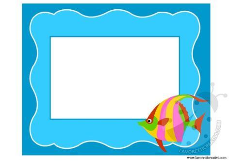 cornici portafoto per bambini lavoretti estate cornice portafoto lavoretti creativi