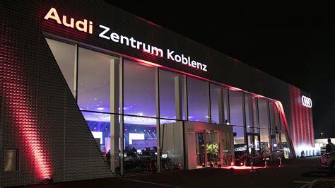 Autohaus Audi Frankfurt by Audi Zentrum Koblenz L 246 Hr Gruppe Autohaus De
