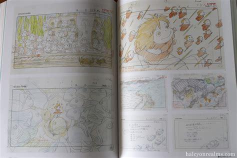 studio ghibli layout designs exhibition art book studio ghibli layout designs exhibition art book review
