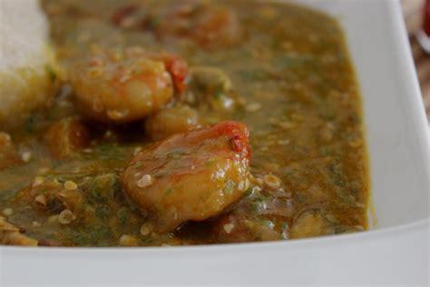 recette de cuisine togolaise sauce gombo aux crevettes et poisson fum 233 recette
