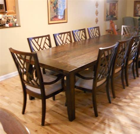 Kitchen Table Walnut Creek Handmade Walnut Dining Table By Lower Creek Custom Woodworks Custommade