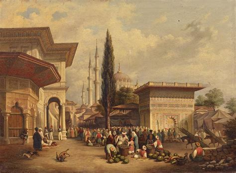 Ottoman Istanbul 1000 Images About Paintings On Pinterest Master On Canvas And Naples