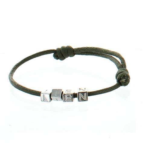 Cube Bracelet bracelet cube personnalis 233 en argent massif amikado