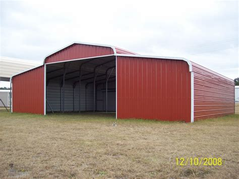 Prices On Sheds by Metal Barn Prices Quotes