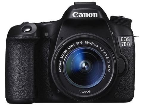 Resmi Kamera Canon 70d canon 70d resmi dirilis belajar fotografi