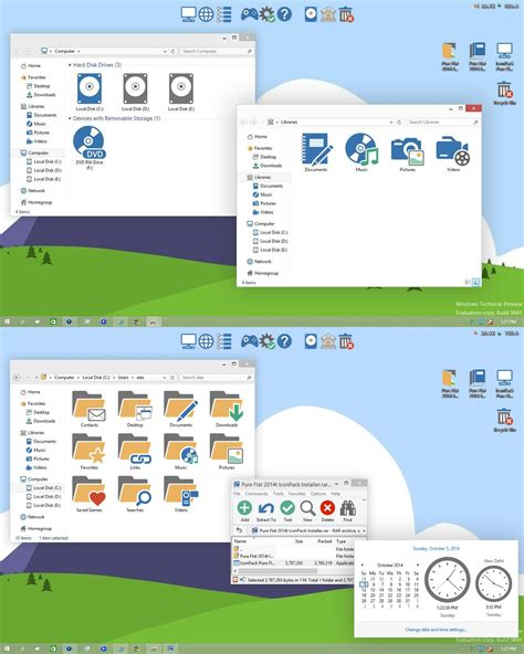 internet download manager themes for windows 10 pure flat 2014 iconpack installer by alexgal23 on deviantart