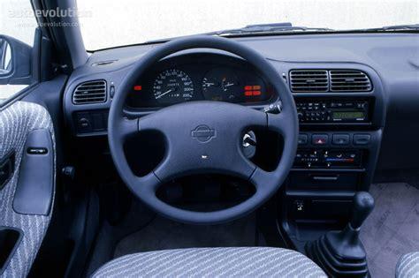 nissan sunny 1994 nissan sunny sedan specs 1993 1994 1995 autoevolution
