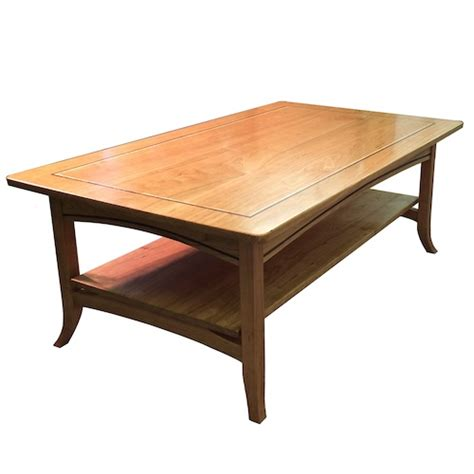 seckel inlay coffee table sebago furniture