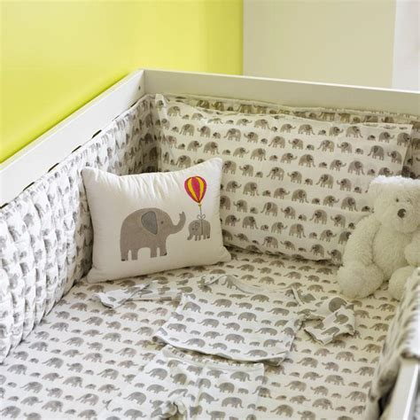 cot coverlet grey elephant cot bed fitted sheet and baby bedding online