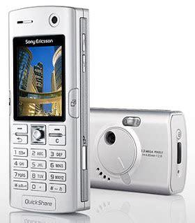 Handphone Sony Ericson handphone store
