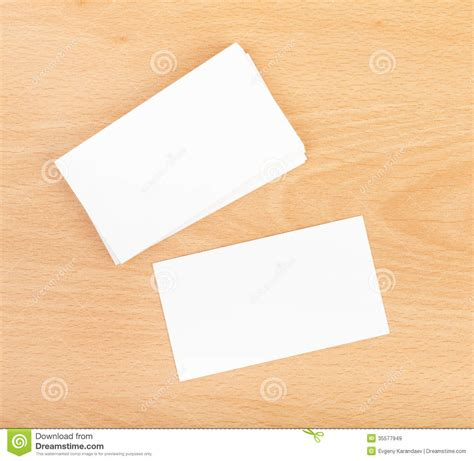 0008164894 cards on the table blank business cards stock image image of empty