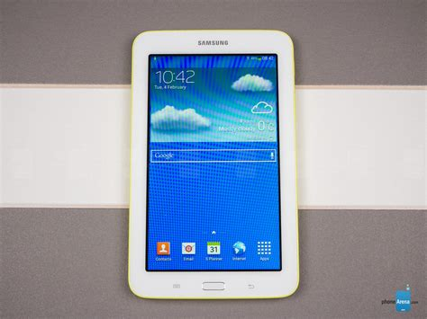Samsung Galaxy Tab 3 Lite Second samsung galaxy tab 3 lite preview