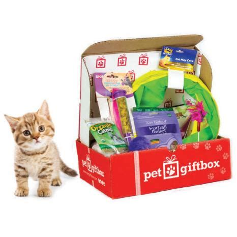 Box Pets dnbuster s place pet gift box