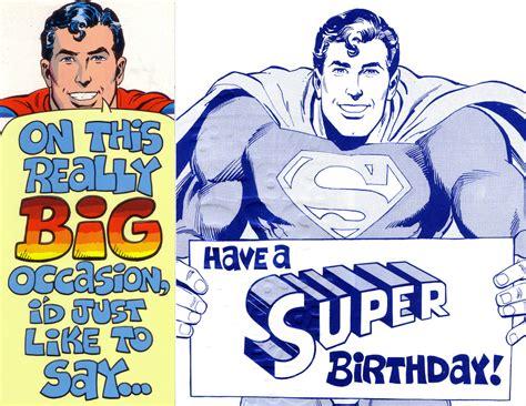 printable birthday cards superman birthday3 html