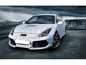 Toyota Celica Lamborghini Kit Toyota Celica T23 Lambo Kit