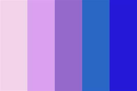 pale blue color pale blue and purple color palette