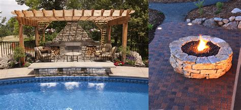 Fireplace Staten Island by Outdoor Pool And Fireplace In Staten Island And New Jersey