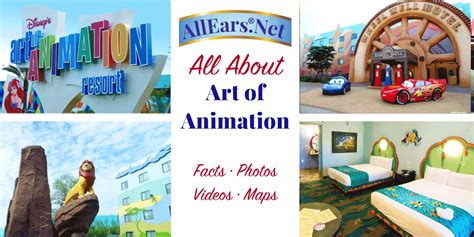 walt disney world sart of animation resort art of animation resort walt disney world