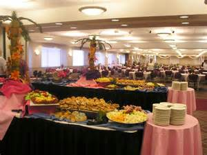wedding buffets d j catering photo gallery