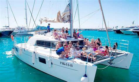 catamaran boat hire marbella private catamaran yacht hire puerto banus harbour marbella