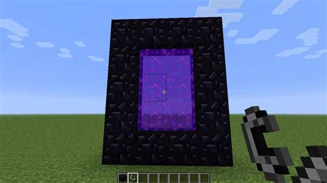 minecraft pe new portal if you could have 1 thing added to minecraft pe what