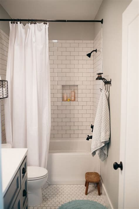 subway tile bathroom 25 best ideas about hexagon tile bathroom on pinterest