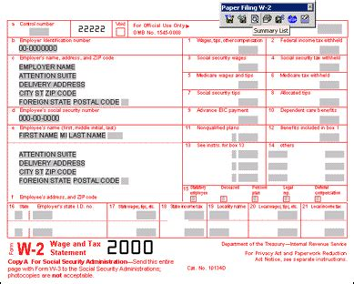 sample 1099 form filled out