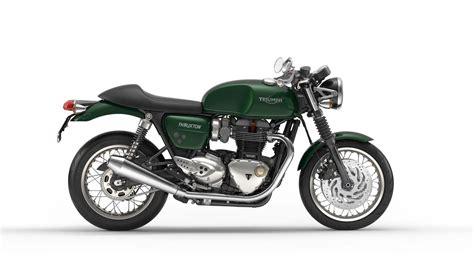 Motorrad 3 R Der Mieten by Gebrauchte Triumph Thruxton 1200 Motorr 228 Der Kaufen