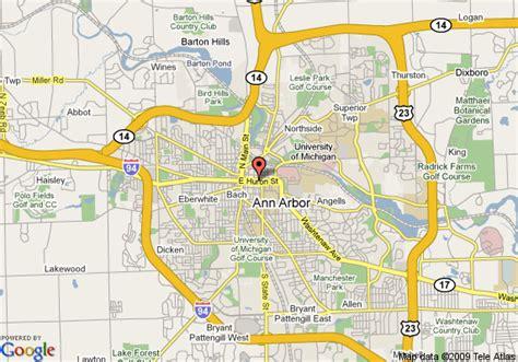 l post inn ann arbor google maps ann arbor michigan michigan map