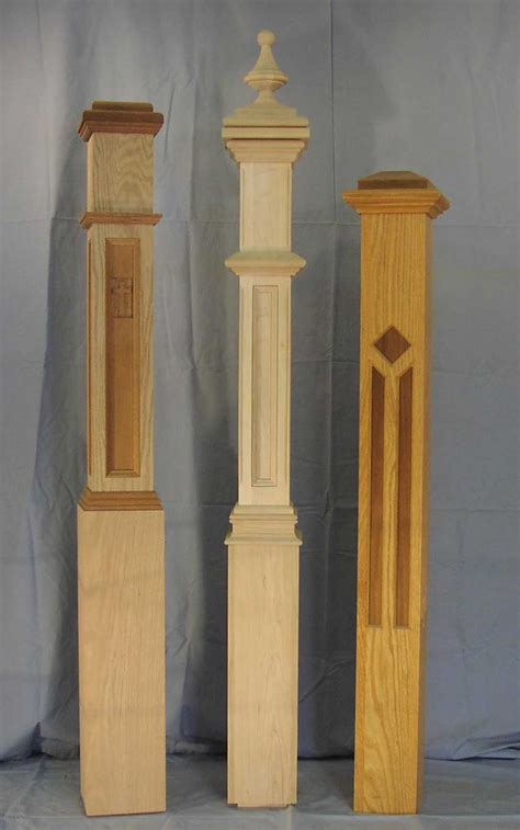 Victorian Banister Rails Newel Posts The Woodworks Company