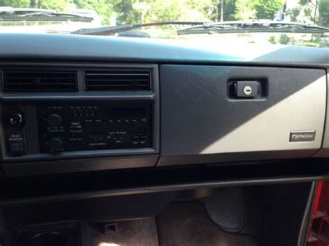 1992 Gmc Interior by Buy Used 1992 Gmc Jimmy Typhoon Package Low Mileage