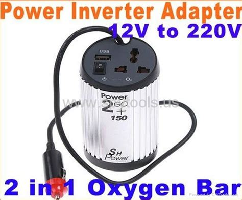 Limited Car Charger Advance 2in1 Output 1 2 in 1 car auto 12v to 220v power inverter adapter car