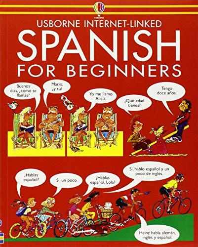 libro spanish for beginners usborne spanish for beginners usborne language guides ebay