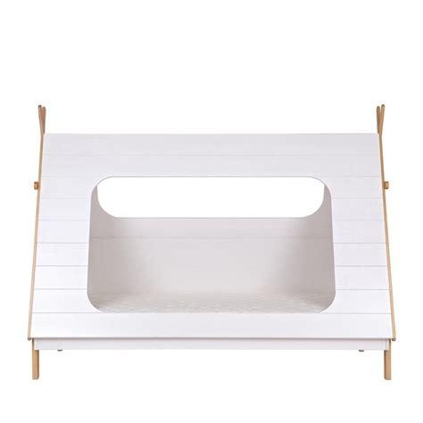 cadre de lit enfant 4764 cadre de lit enfant bois avec sommier tipi drawer