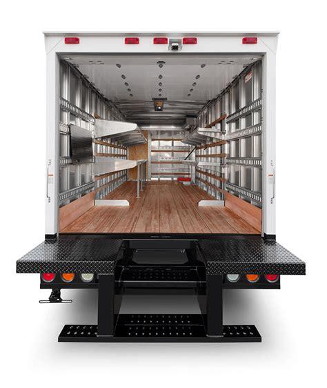 corporation truck cargo interior options