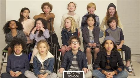 Gap Tries Designer by 2014 Gapkids And Babygap Cattle Call Auditions