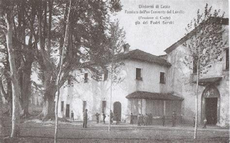 monastero lavello chiesa e monastero lavello calolziocorte 1921