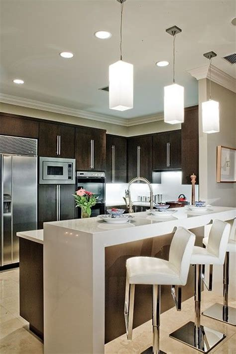 Contemporary Kitchen Islands Best 25 Modern Kitchen Island Ideas On Pinterest Contemporary Kitchen Design Contemporary
