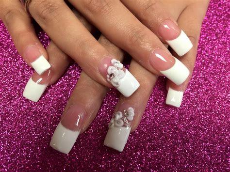Wedding Bell Nail Design wedding bells 3d nail designs by top nails