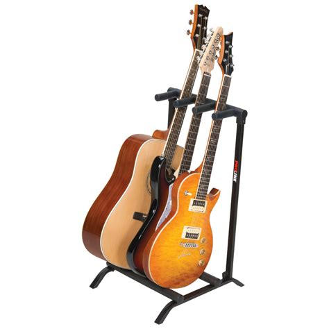 Stand Gitar Isi 3 Stand Gitar 3 guitar folding stand from proline proline plms3